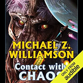 Contact with Chaos     Freehold, Book 4              By:                                                                                                                                 Michael Z. Williamson                               Narrated by:                                                                                                                                 Stephen Bowlby                      Length: 12 hrs and 33 mins     131 ratings     Overall 4.4
