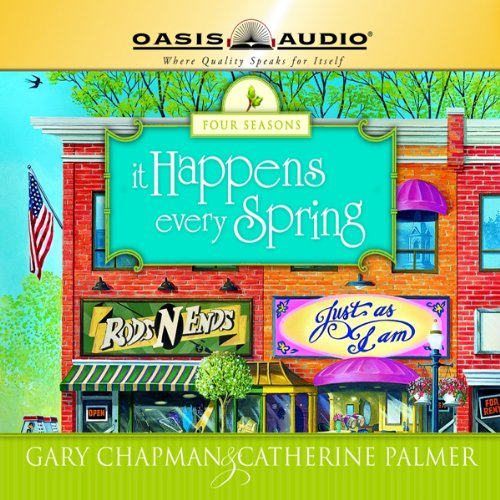 It Happens Every Spring audiobook cover art