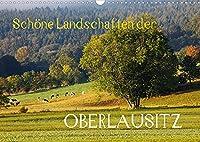Schoene Landschaften der Oberlausitz (Wandkalender 2022 DIN A3 quer): Farbige Fotografien von Oberlausitzer Landschaften (Monatskalender, 14 Seiten )