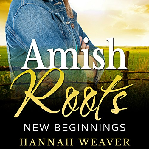 Amish Roots audiobook cover art