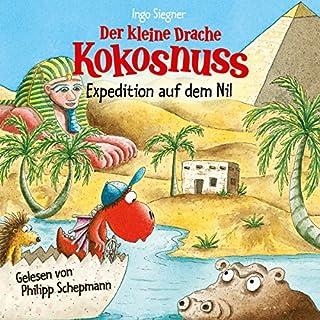 Expedition auf dem Nil     Der kleine Drache Kokosnuss 24              Autor:                                                                                                                                 Ingo Siegner                               Sprecher:                                                                                                                                 Philipp Schepmann                      Spieldauer: 53 Min.     226 Bewertungen     Gesamt 4,7