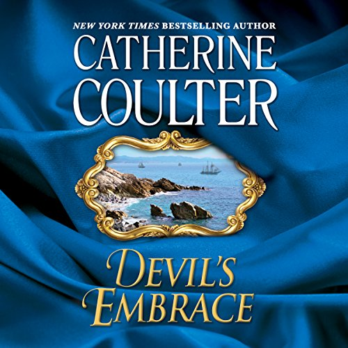 Devil's Embrace audiobook cover art