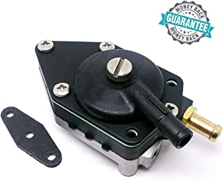 Carburetor Kit with Float for Johnson Evinrude 1.5 2 3 4 5 5.5 6 7.5 10 15 18 20 HP 439071 18-7043 Read Product Description for Exact Application//Fitment