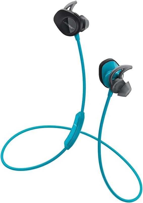 チャネル棚サポートBose SoundSport wireless headphones ワイヤレスイヤホン アクア
