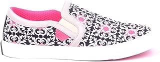 MOA Luxury Fashion Womens MCBI16407 Black Slip On Sneakers | Season Outlet