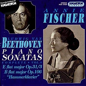 Beethoven: Complete Piano Sonatas, Vol. 4: Nos. 18 and 29