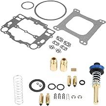 Qiilu Carburetor Rebuild Kit, Edelbrock Carb Repair Tools 1400 Series 1400 1403 1405 1406 1407 1409 1411, Carter Competition Series Carburetors 9400-9758 Carb Repair Tools