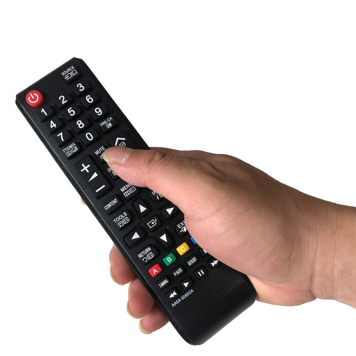 EAESE AA59-00602A Reemplazo Mando a Distancia para Samsung Controles Remotos de Samsung TV AA59 00602A Smart TV UE32EH4003 W UE22ES5000 UE26EH4000 W UE32EH5000 W UE40EH5000 W PS51E450 A1W: Amazon.es: Electrónica