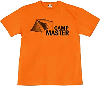 [GENJU] Tシャツ テント キャンプ キャンパー サバイバル アウトドア outdoor メンズ