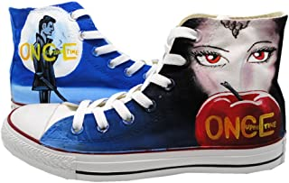 lilo and stitch painted shoes