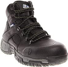 MICHELIN Men's Hydroedge Puncture Resistant Waterproof Work Boot Steel Toe - Xhy866