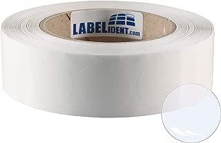 permanent 2000 Markierungspunkte 40 mm rund leuchtgrün 1 Rolle n