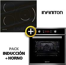 Pack Horno + INDUCCION INFINITON (Placa Encimera Induccion