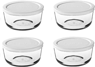Best pyrex glass containers with glass lids Reviews