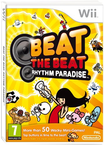 Beat the Beat : Rhythm Paradise [import anglais]