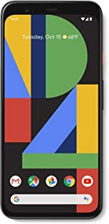 Google Pixel 4 XL - Just Black - 128GB - Unlocked