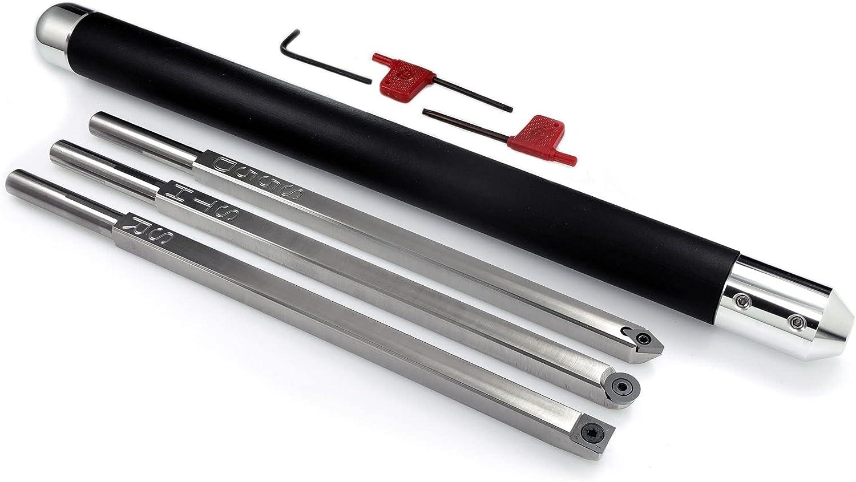 Simple Woodturning Tools Carbide Lathe Roug Wood New life Hollower Japan Maker New