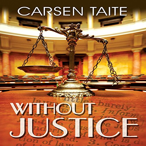 Without Justice                   By:                                                                                                                                 Carsen Taite                               Narrated by:                                                                                                                                 Hollis Elizabeth                      Length: 8 hrs and 30 mins     10 ratings     Overall 4.5