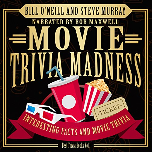 Movie Trivia Madness: Interesting Facts and Movie Trivia cover art