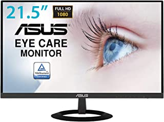 "Asus VZ229HE 21.5"" Monitor Full HD 1080P IPS Eye Care with HDMI VGA"