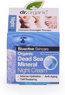 DR ORGANIC Organic Dead Sea Mineral Night Cream 50ml