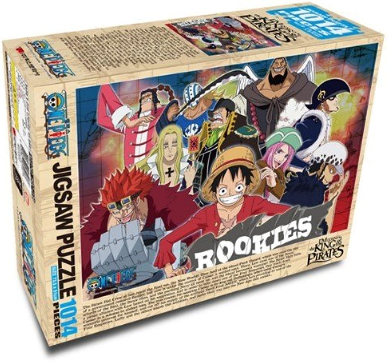 One Piece Jigsaw Puzzle - 1000pcs ROOKIE ncsgpq6858-New toy - www