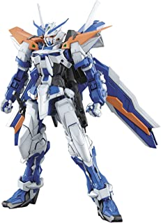 Bandai Hobby MG Gundam Second Revise Model Kit (1/100 Scale), Astray Blue Frame