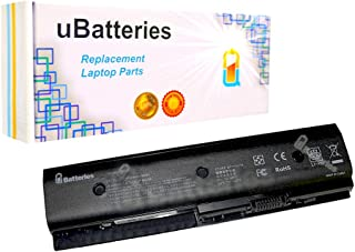 UBatteries Compatible 49Whr Battery Replacement for HP Envy m4-1015dx m4-1045la m4-1050la m4-1115dx m4-1150la M6-1000 m6-1100er - 4400mAh, 6 Cell