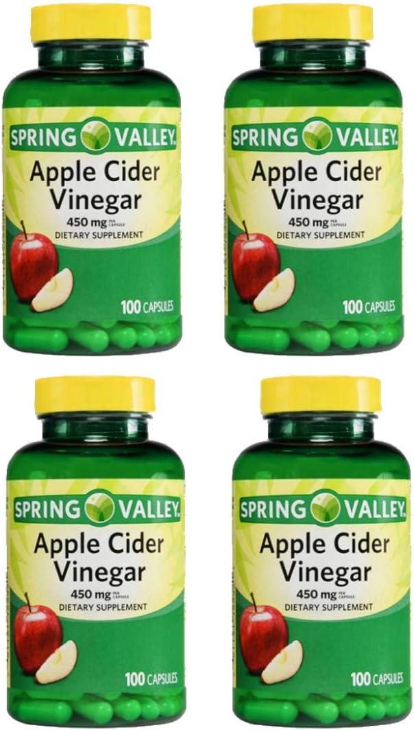 Spring Valley Apple Cider Vinegar Capsules