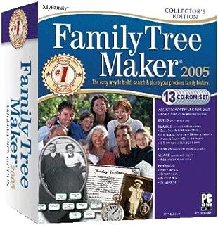 Best family tree maker 2005 Reviews