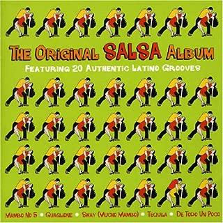Original Salsa Album: Featuring 20 Authentic Latin Grooves
