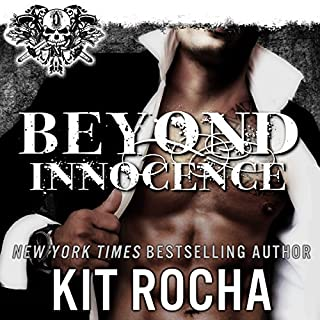 Beyond Innocence audiobook cover art