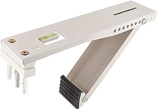 LBG Products Light Duty Universal Beige Window Air Conditioner, Designed 5,000 to 12,000 BTU Sized Units, AC Support Brack...