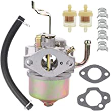 POEMQ 227-62450-10 Carburetor for Robin EY20 EY15 DET180 Wisconsin WI-185 Generator Replace 228-62451-10 228-62450-10 with Gasket Fuel Filters