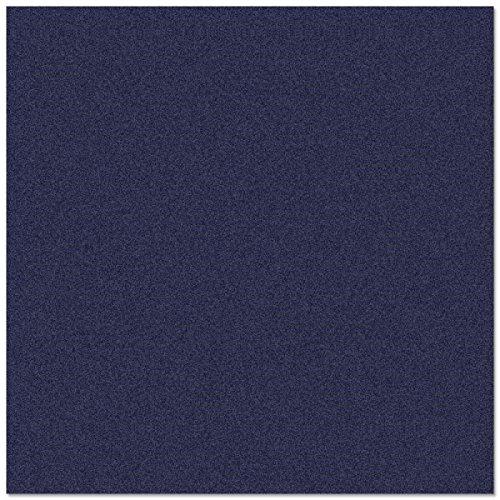 Artemio FE3908 Set de 10 Feuilles Feutrine Épaisse 2mm-Bleu Marine, Felt, 30,5 x 0,2 x 30,5 cm