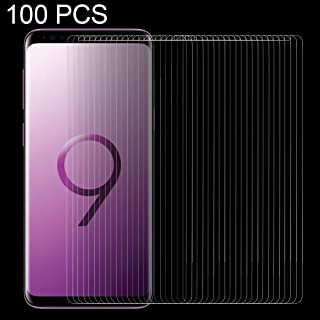 Screen Protector Foils for Galaxy S9+ 0.26mm 9H Surface Hardness 2.5D Curved Edge Non-Full Screen Tempered Glass Front Scr...