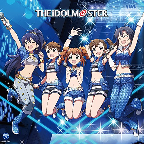 THE IDOLM@STER MASTER PRIMAL DANCIN' BLUE