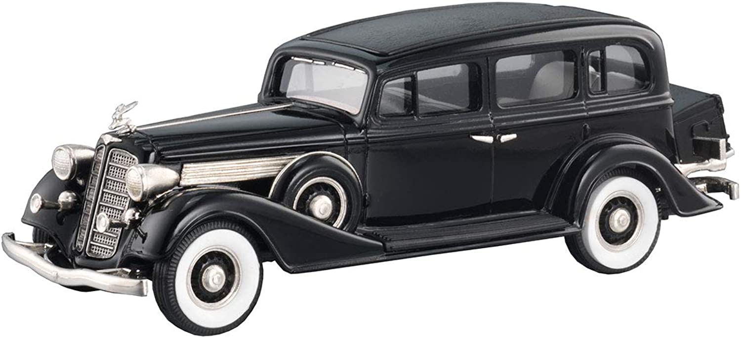 Brooklin Models - 1934 Buick Limo M-90L - BC010 - Schwarz (1 43 Scale)