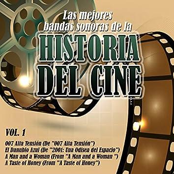 Las Mejores Bandas Sonoras de la Historia del Cine Vol. 1