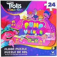 Trolls ワールドツアー フロアパズル 24ピース