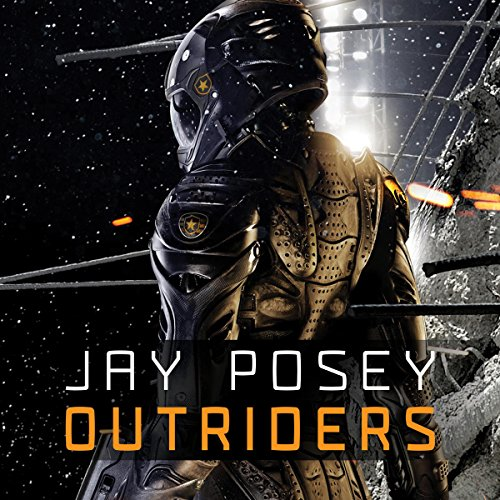 Outriders cover art