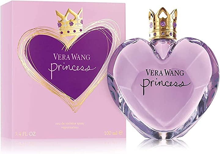 Vera wang - eau de toilette princess - profumo donna - 50 ml 147619