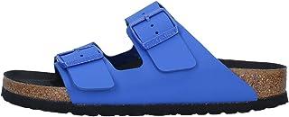 BIRKENSTOCK Men's Arizona Sandals Blue Size: 5 UK