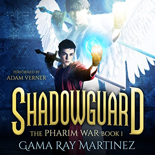 Shadowguard audiobook cover art