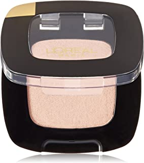 L'Oréal Paris Colour Riche Monos Eyeshadow, Little Beige Dress, 0.12 oz.