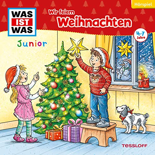 Wir feiern Weihnachten Titelbild