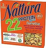 Photo Gallery eurofood barretta protein sport semi zucca, lino, anacardi e cannella bio - 80 g