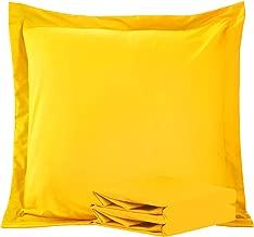 Best yellow euro sham Reviews
