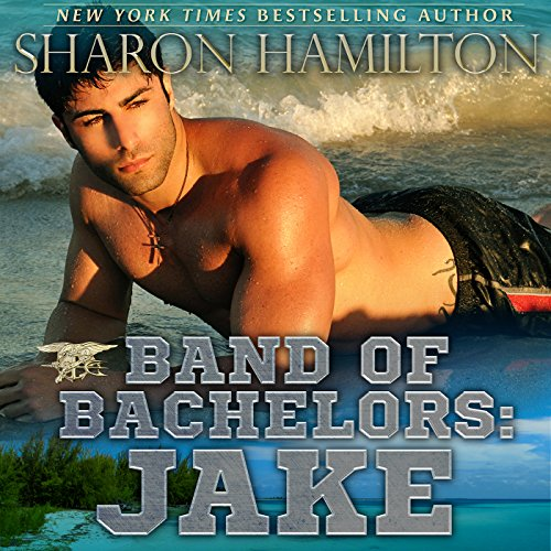 Jake audiobook cover art