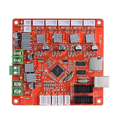 Anet A8 Mainboard 3D Parti della Stampante Anet A8 Parti Scheda di Controllo Stampante 3D Scheda Madre Stampante 3D Mainboard